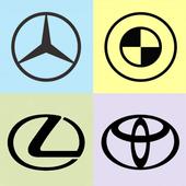 Logo quiz: Guess the car icon