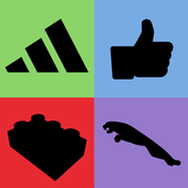 Logo quiz: Guess the shadow icon