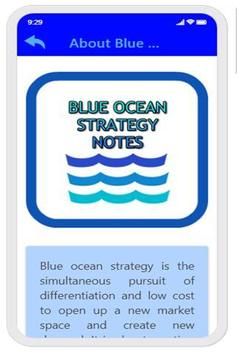 Blue Ocean Strategy Notes screenshot 2