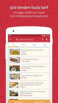 Nefis Yemek Tarifleri Ekran Görüntüsü 3