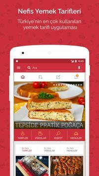Nefis Yemek Tarifleri Ekran Görüntüsü 16