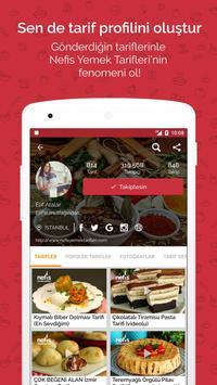 Nefis Yemek Tarifleri Ekran Görüntüsü 4