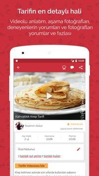 Nefis Yemek Tarifleri Ekran Görüntüsü 5