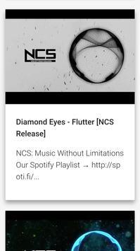 MusicTube - Free Music from Youtube screenshot 2
