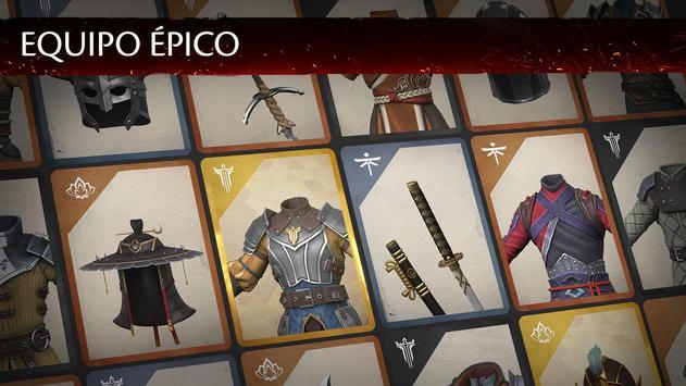 Shadow Fight 3 captura de pantalla 3