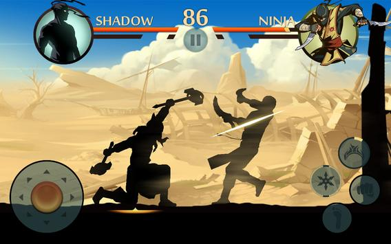 Shadow Fight 2 poster