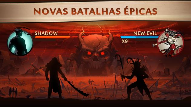 Shadow Fight 2 Cartaz
