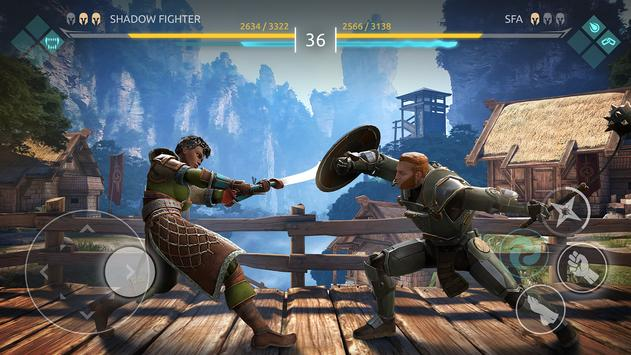 Shadow Fight Arena Affiche