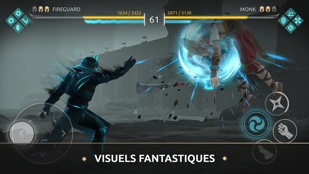 Shadow Fight Arena capture d'écran 2