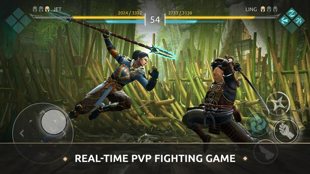 Shadow Fight Arena — PvP Fighting game plakat