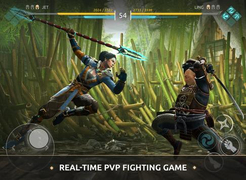 Shadow Fight Arena — PvP Fighting game screenshot 10