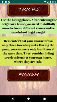 Guide & Walkthrough for Neighbor Game screenshot 2