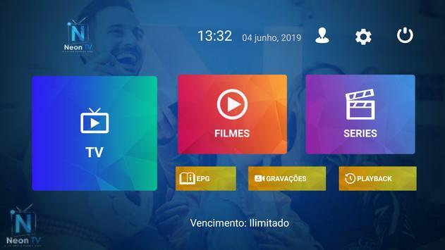 NeonTV Pro screenshot 1