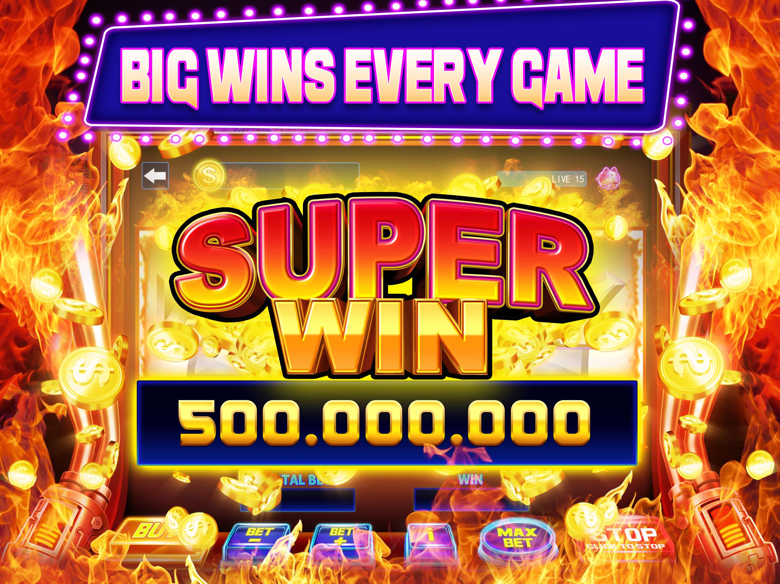 Mega Win Slots for Android - APK Download