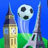 Soccer Kick Zeichen