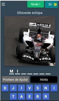Ghiceste Echipa Din Formula 1 poster