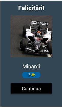 Ghiceste Echipa Din Formula 1 screenshot 1