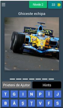 Ghiceste Echipa Din Formula 1 screenshot 2