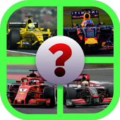 Formula 1 Team Guess icon