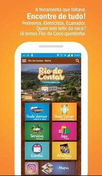 App Rio de Contas | Chapada Diamantina poster