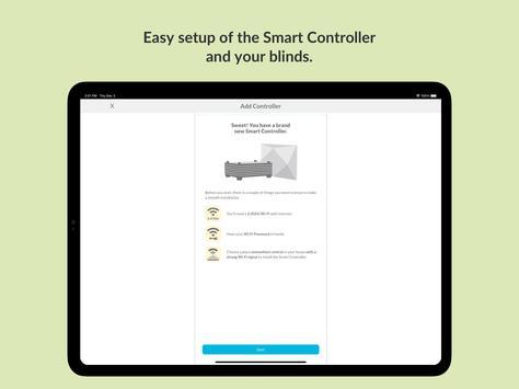 Neo Smart Blinds syot layar 6
