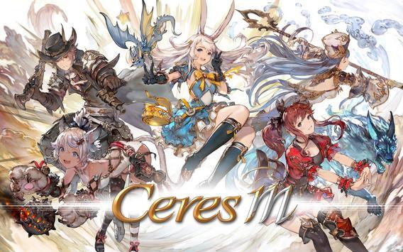 Ceres M captura de pantalla 12