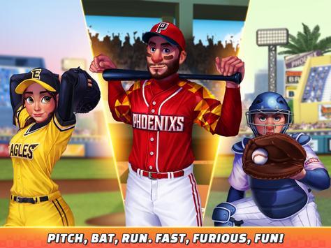 Baseball Clash: Real-time game screenshot 10