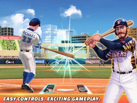 Baseball Clash: Real-time game screenshot 12