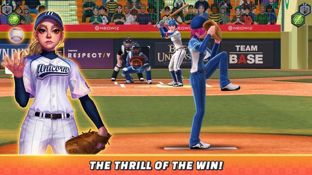Baseball Clash: Real-time game screenshot 2