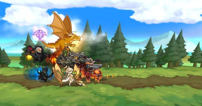 ちびっこヒーローズ screenshot 13