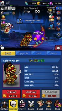 IDLE Death Knight screenshot 7