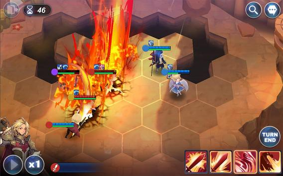 Kingdom of Hero : Tactics War screenshot 14