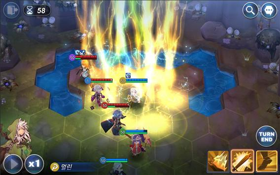 Kingdom of Hero : Tactics War screenshot 23