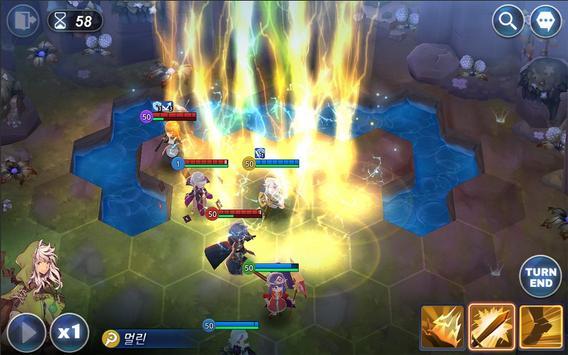 Kingdom of Hero : Tactics War 截图 7