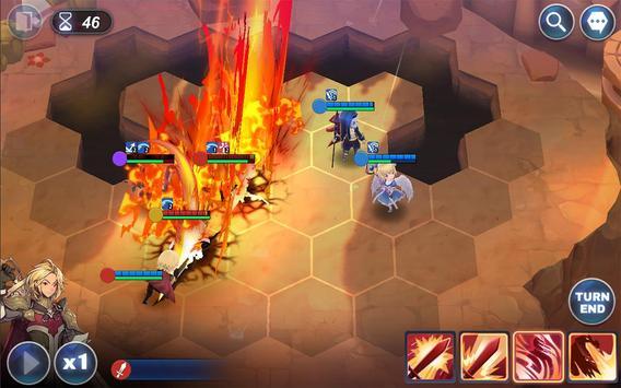 Kingdom of Hero : Tactics War 截图 6