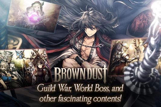 Brown Dust स्क्रीनशॉट 5
