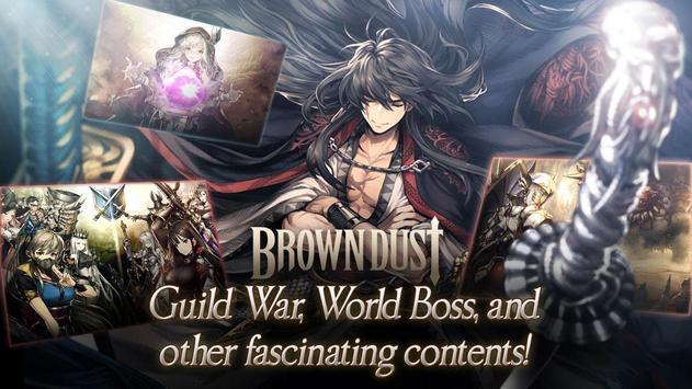 Brown Dust स्क्रीनशॉट 11