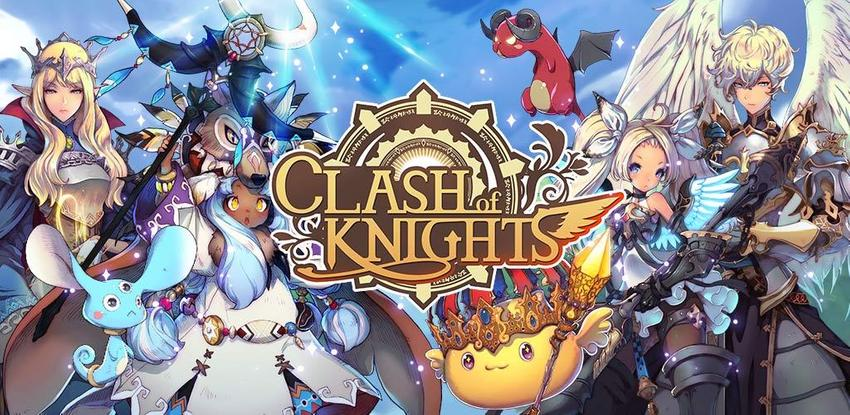 Clash of Knights-APK
