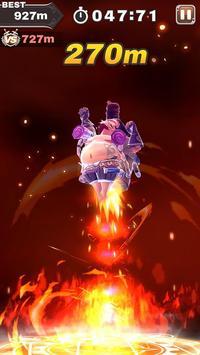 Juego de Saltar - Finger Jump (Gratis) captura de pantalla 1