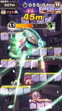 Juego de Saltar - Finger Jump (Gratis) captura de pantalla 2