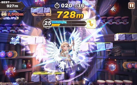 Juego de Saltar - Finger Jump (Gratis) captura de pantalla 6