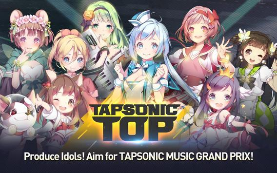 TAPSONIC TOP - Music Grand prix screenshot 12