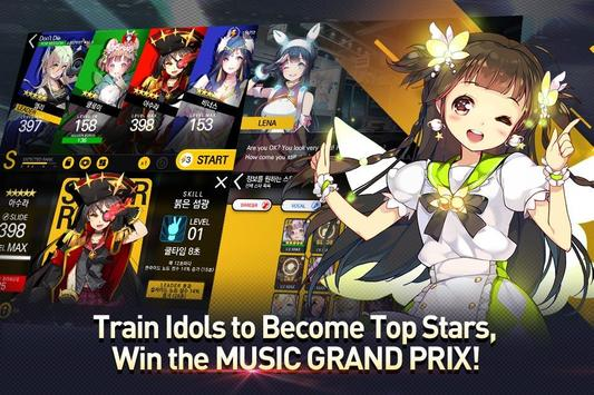 TAPSONIC TOP - Music Grand prix screenshot 4