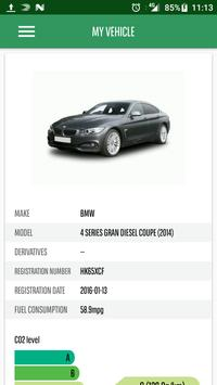 My Arval Mobile screenshot 2