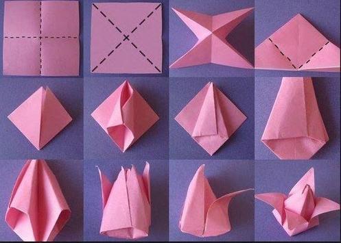 How to Make Easy Origami screenshot 3