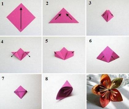 How to Make Easy Origami screenshot 5