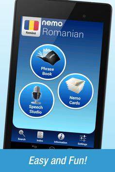 FREE Romanian by LingoPix screenshot 9