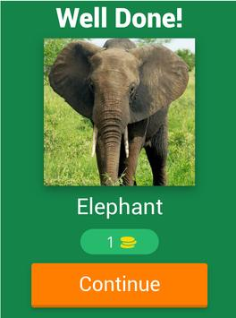 Animal guessing screenshot 9
