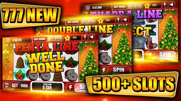 Christmas adventure slots screenshot 4