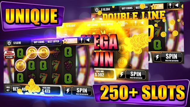 🔷Free Bitcoin Mining Game Slot Machines 🔷 screenshot 4